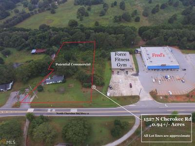 Commercial For Sale: 1527 N Cherokee Rd