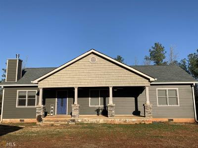 Griffin Single Family Home Under Contract: 112 Quail Ln