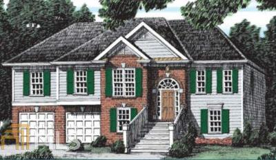 Douglasville Single Family Home Under Contract: 2871 Anneewakee Falls Pkwy