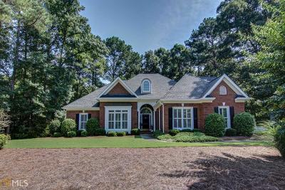 Oxford Single Family Home Under Contract: 40 Gardenia