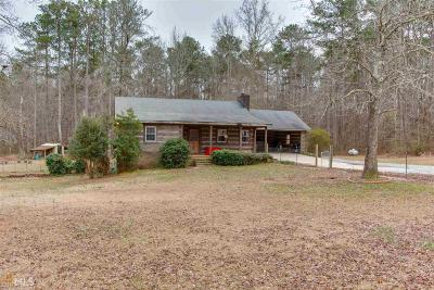 Griffin Single Family Home Under Contract: 1101 Elder Rd
