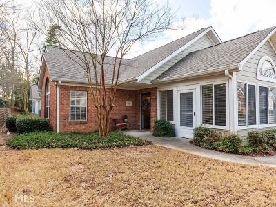 Johns Creek Condo/Townhouse Under Contract: 3106 Harvest Ridge Ln