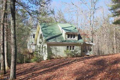 Dahlonega Single Family Home For Sale: 37 Avery