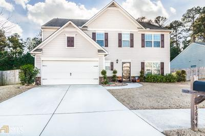 Conyers Single Family Home For Sale: 3644 Shale Ln