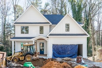 Single Family Home For Sale: 2635 Drew Valley Rd