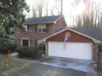 Stone Mountain Single Family Home Under Contract: 736 Indian Manor Ct