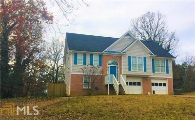 Cartersville Single Family Home Under Contract: 30 Etowah Ridge Dr