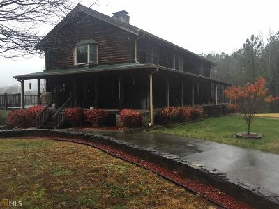 White County Single Family Home For Sale: 861 High Meadow Trl