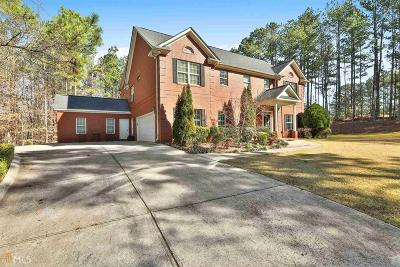 Newnan Single Family Home For Sale: 51 Arbor Springs Plantation