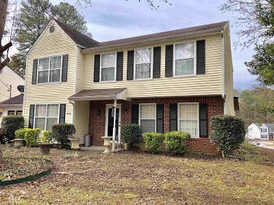 College Park Single Family Home For Sale: 5543 Crest Ridge Dr