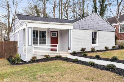 Mozley Park Single Family Home For Sale: 132 Laurel Ave
