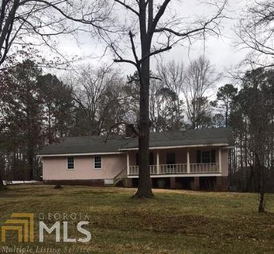 Oxford Single Family Home Under Contract: 823 Mount Tabor Rd