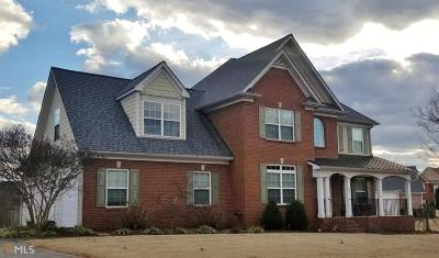 Cartersville Single Family Home Under Contract: 120 NW Colonial Cir