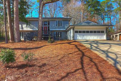 Tucker Single Family Home For Sale: 4588 Westhampton
