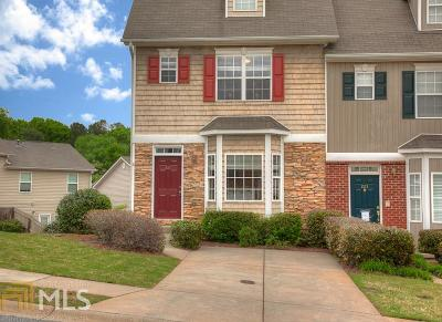 Acworth Condo/Townhouse Under Contract: 221 Derby Ct #2