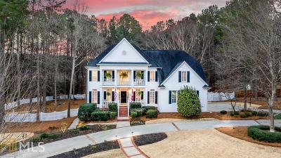 Peachtree City GA Single Family Home Under Contract: $550,000