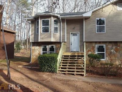 Lithonia Single Family Home For Sale
