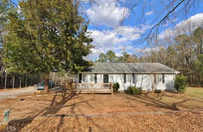 Rutledge Single Family Home Under Contract: 2341 Davis Academy Rd