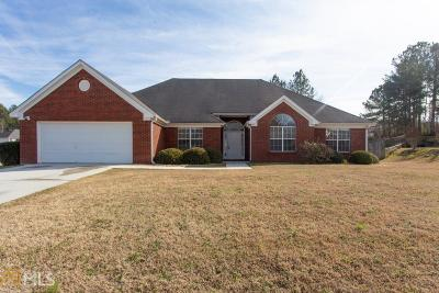 Conyers Single Family Home Under Contract: 2529 Lennox Rd