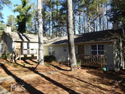 Alpharetta Multi Family Home Under Contract: 1361 N Hampton Rd