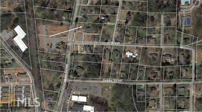 Canton, Woodstock, Cartersville, Alpharetta Commercial For Sale: 8203 Main St