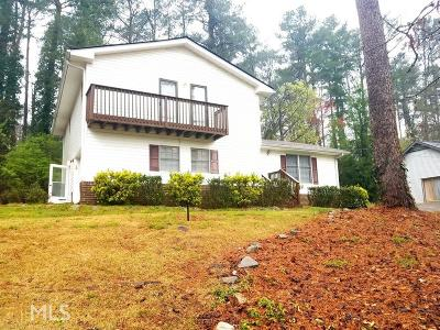 Snellville Rental For Rent: 2881 Hickory Trl