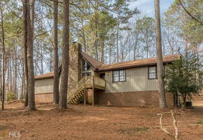 Stone Mountain Single Family Home Under Contract: 527 Raven Springs Trl