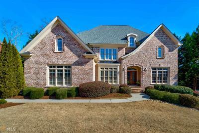Suwanee Single Family Home Under Contract: 1385 Boomer Cir