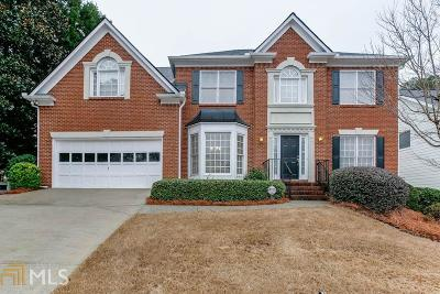 Norcross Single Family Home Under Contract: 2890 Olde Town Park