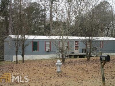 Henry County Single Family Home For Sale: 220 Millers Mill Rd