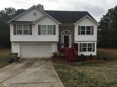 Winder Single Family Home For Sale: 1424 Faith Dr