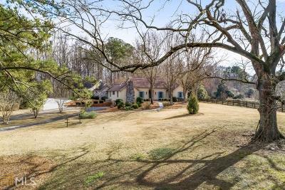 Alpharetta Single Family Home Under Contract: 13175 Bethany Rd