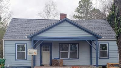 Decatur Single Family Home For Sale: 1021 S Columbia Rd