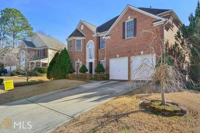 Grayson Single Family Home For Sale: 320 Brackin Trce