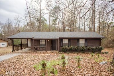 Covington Single Family Home Under Contract: 110 Hidden Forest Rd