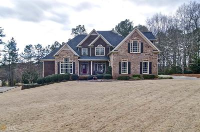 Woodstock Single Family Home For Sale: 772 Arnold Mill Rd