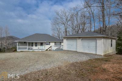 Blairsville Single Family Home For Sale: 65 East View Dr #64