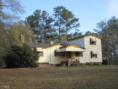 Thomaston Single Family Home For Sale: 6063 Indian Trl