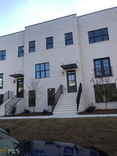 Duluth Condo/Townhouse For Sale: 3220 Ridge Towne Pl