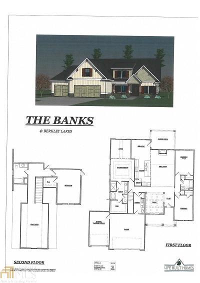 Locust Grove Single Family Home For Sale: Petaluma Pl #Lot 145
