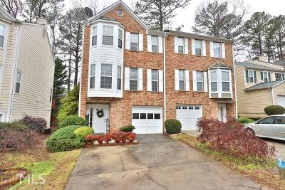 Lawrenceville Condo/Townhouse Under Contract: 1399 Vintage Pointe Dr
