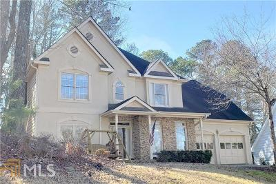Suwanee Single Family Home For Sale: 3580 Pierce Arrow Cir