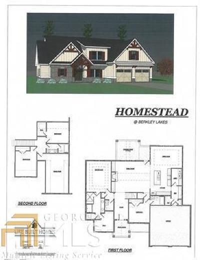 Locust Grove Single Family Home For Sale: Cazadero Ct #149