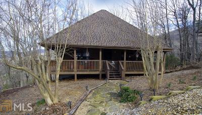 Jasper Single Family Home Under Contract: 319 Shadowick Mountain Rd #4308