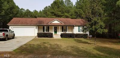 Barnesville Single Family Home For Sale: 808 Cannafax Rd