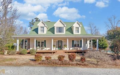 Franklin County Single Family Home Under Contract: 5054 Highway 320
