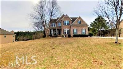 Fayetteville Single Family Home Under Contract: 103 Shimmering Waters Ln