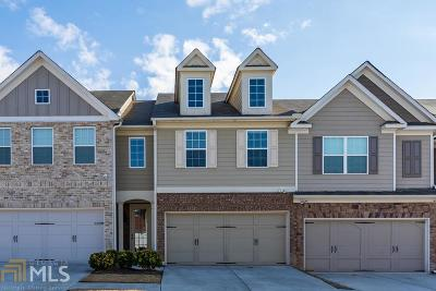 Snellville Condo/Townhouse Under Contract: 3068 Open Fields Ct