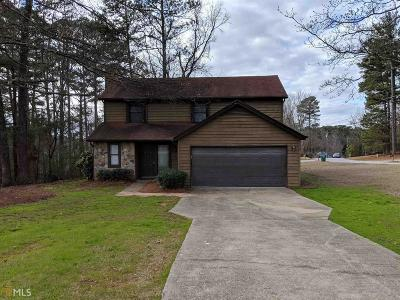 Lilburn Single Family Home For Sale: 5285 NW Derby Ct