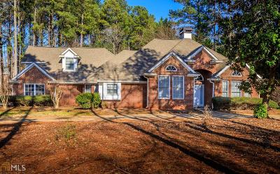 Fayetteville Single Family Home Under Contract: 165 Old Plantation Way